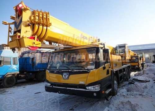 Автокран xcmg 32 тонны стрела 48 метров